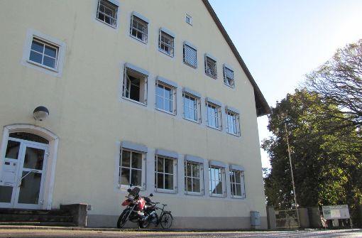 Stadt plant Erweiterungsbau an der Körschtalschule