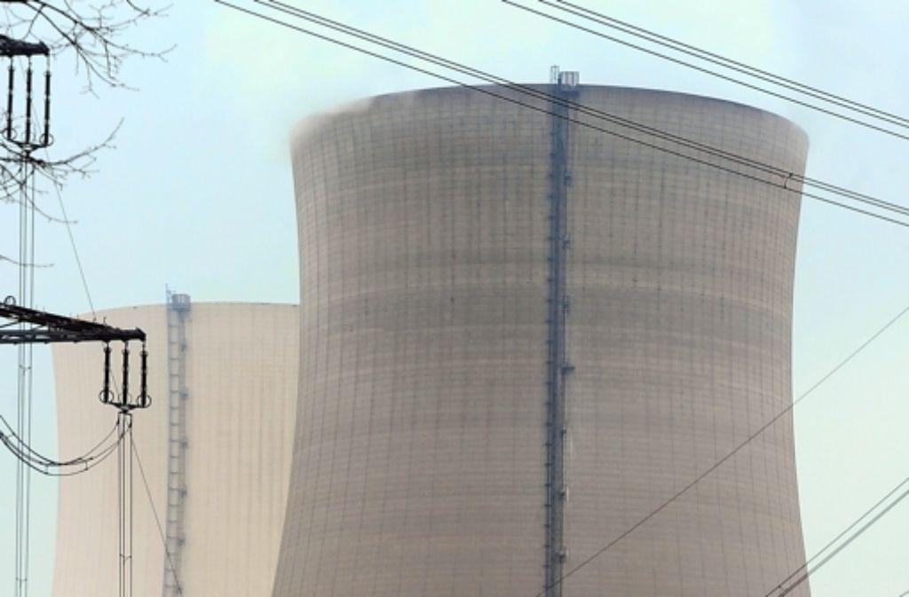 Schon wieder meldete sich ein Hinweisgeber aus dem Kernkraftwerk anonym Foto: dpa