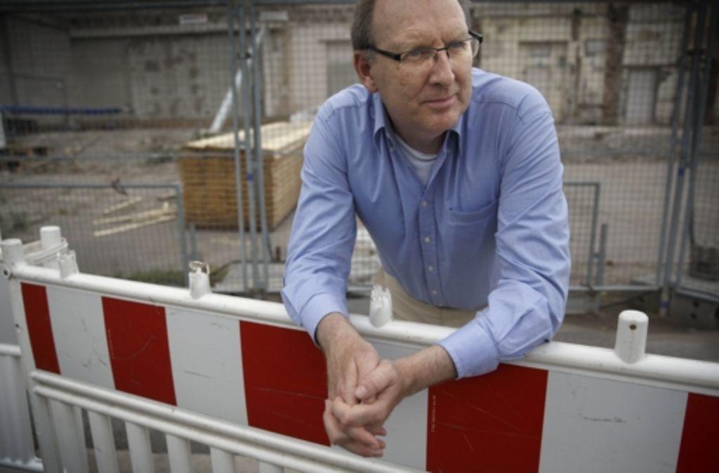 Der Experte Klaus Grewe verlässt den Beirat für das Bahnprojekt Stuttgart 21. Foto: Gottfried Stoppel