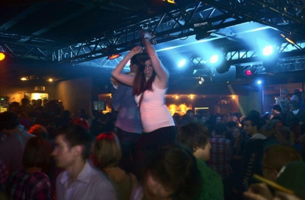 Die Vorschriften für Discos sind wesentlich strenger als für Gaststätten. Foto: Achim Zweygarth