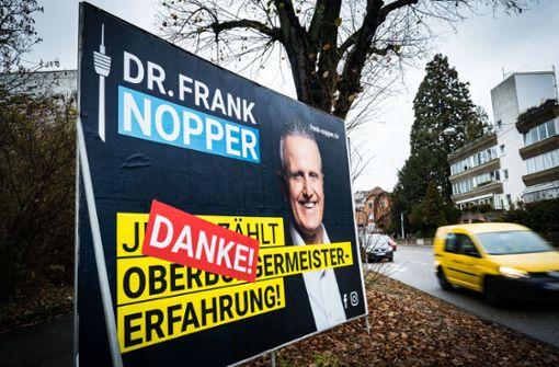 OB-Wahl in Stuttgart vor Gericht