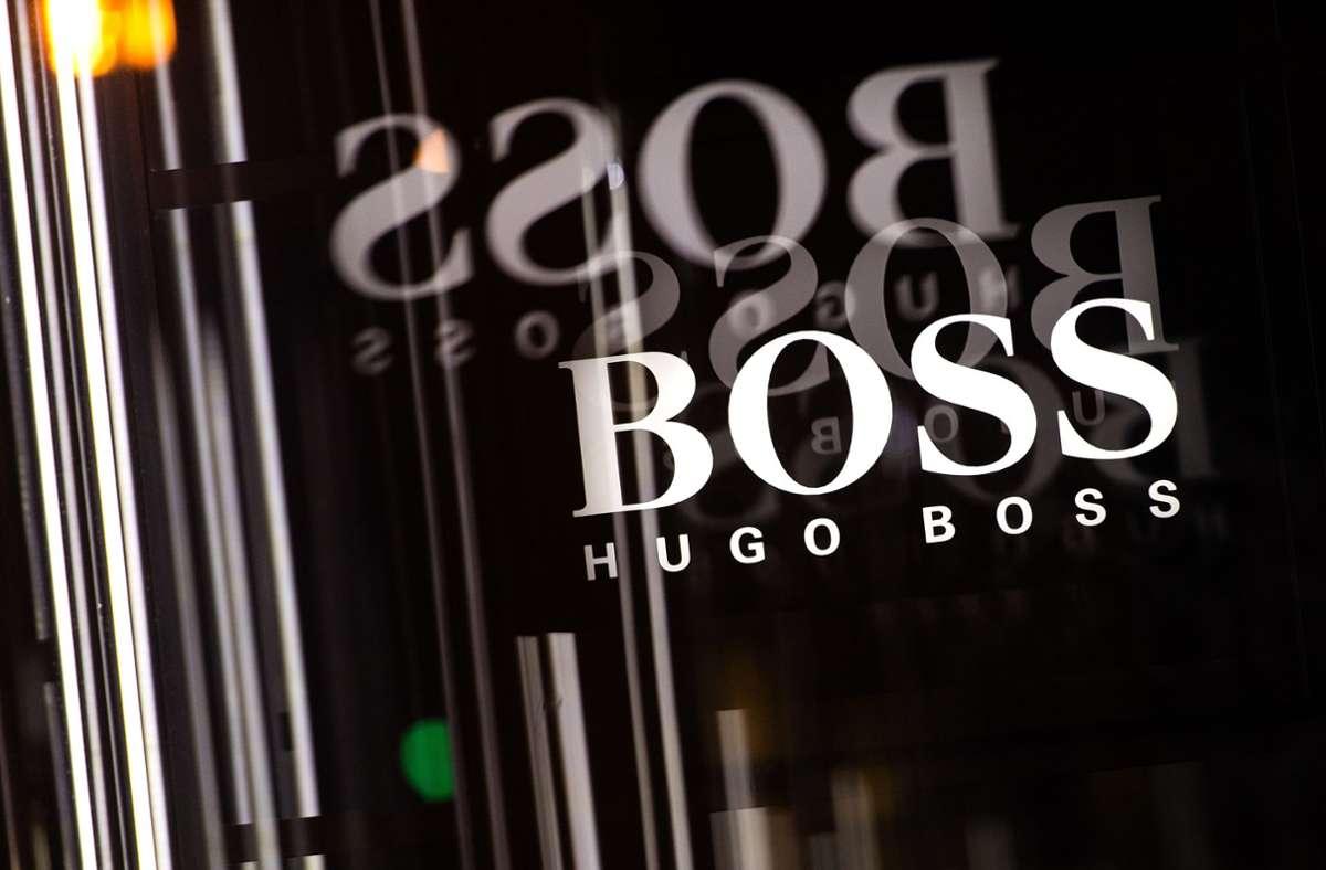Hugo Boss setzt seine Online-Expansion fort. Foto: dpa/Sebastian Gollnow