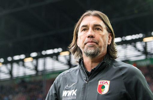 Bundesligist feuert Trainer Martin Schmidt