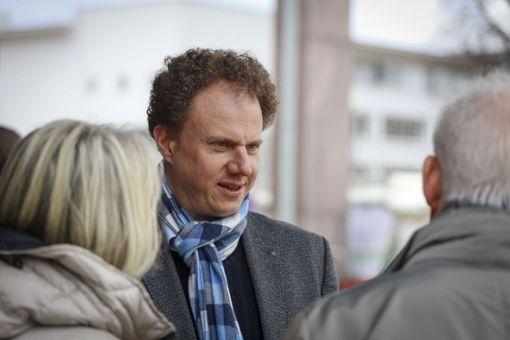 OB Matthias Knecht braucht keine Leibwächter