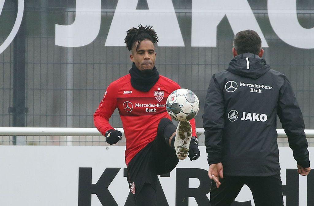 Daniel Didavi vom VfB Stuttgart könnte gegen den 1. FC Nürnberg wieder auflaufen. Foto: imago images/Sportfoto Rudel/Pressefoto Rudel/Herbert Rudel via www.imago-images.de