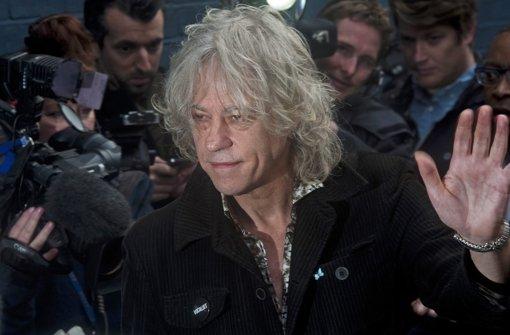 Bob Geldofs Kampf gegen Ebola