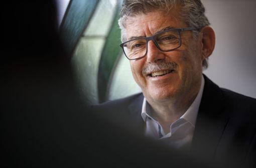 35 Jahre als Rathauschef und Brückenbauer