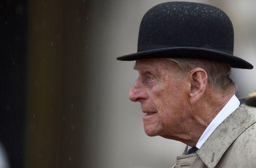 Nach Schock durch Autounfall erholt sich Prinz Philip