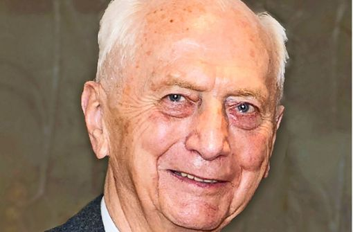 Der Adler-Wirt Richard Ottenbacher ist tot