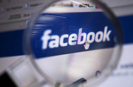 Datenlücke bei Facebook