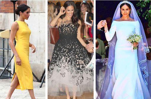 Die schönsten – und teuersten – Looks der Herzogin