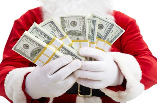 Mitarbeiter erhalten 10 Millionen Dollar Weihnachtsbonus