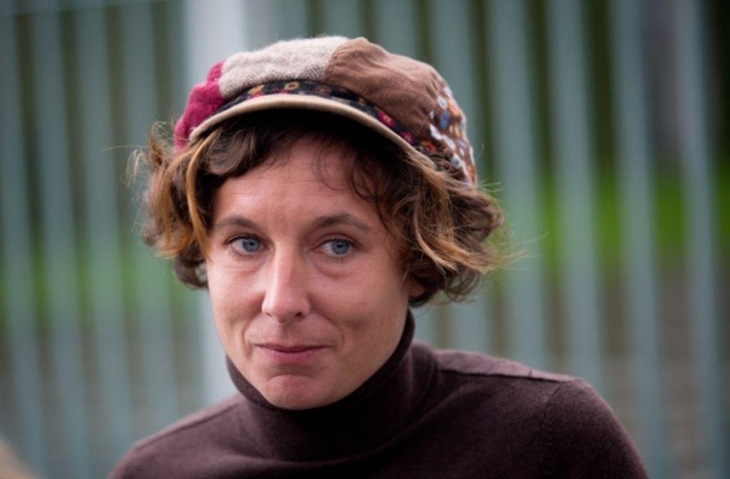 Die Schriftstellerin und Bürgerechtsaktivistin Juli Zeh Foto: dpa