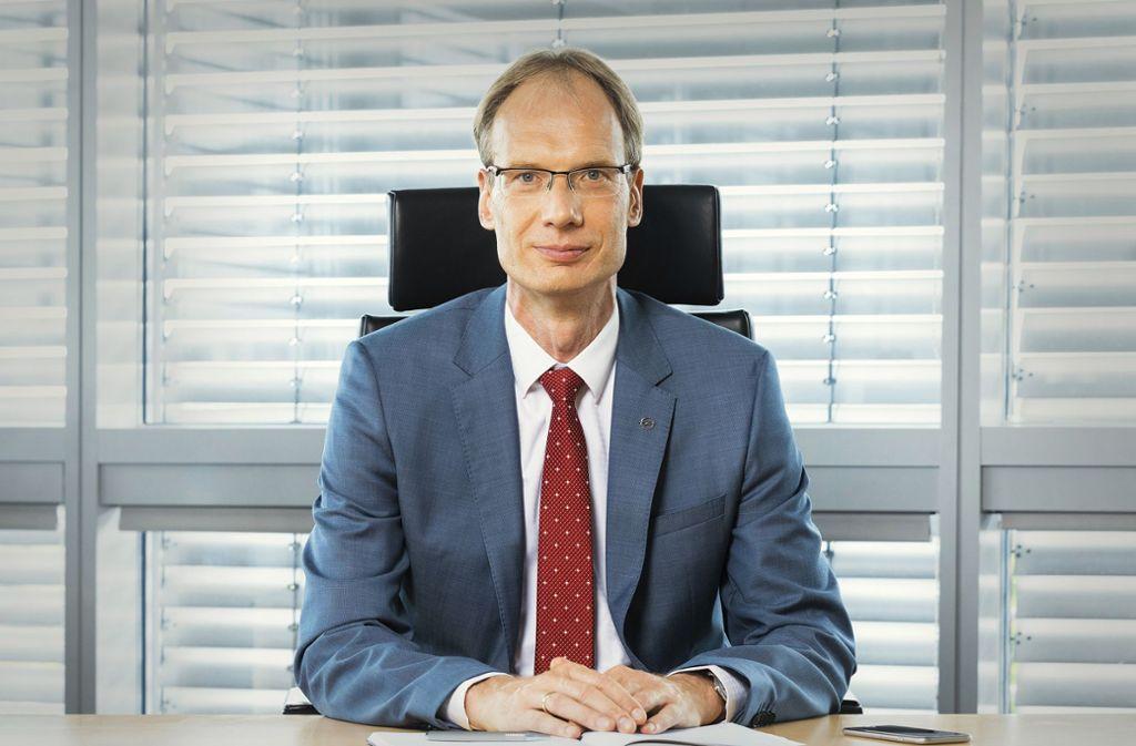 Michael Lohscheller ist zuversichtlich, die Traditionsmarke Opel wieder in die schwarzen Zahlen bringen zu können. Foto: Opel AG