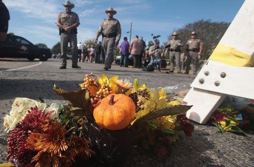 Texas-Attentäter hätte keine Waffen besitzen dürfen