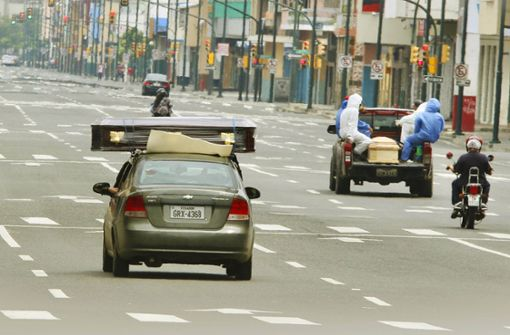 Der Alptraum von Guayaquil