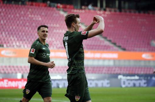 Stuttgart trotzt den Querelen: Sieg in Köln