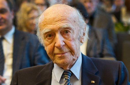 Karl Dedecius (1921-2016) hat  deutsche Leser auf zuvor Unbekanntes gebracht. Foto: dpa