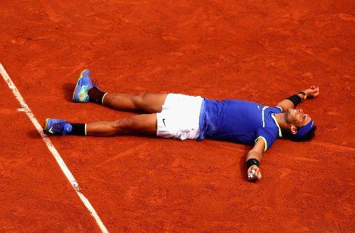 Nadal gewinnt zehnten French-Open-Titel