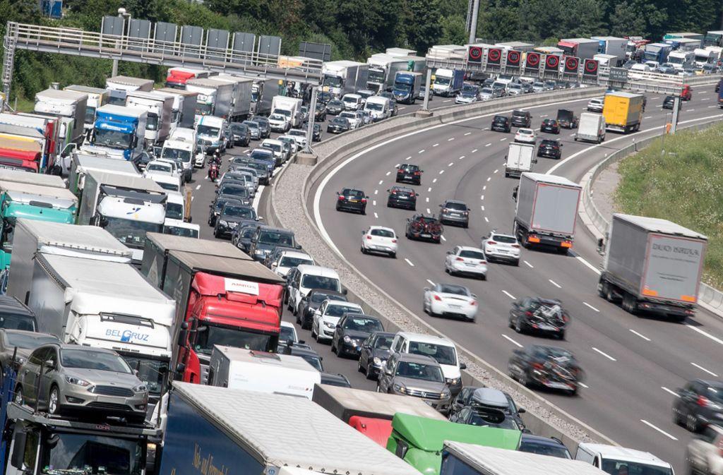Viele Autofahrer im Südwesten betrifft die neue Regelung. Foto: Sebastian Gollnow/dpa
