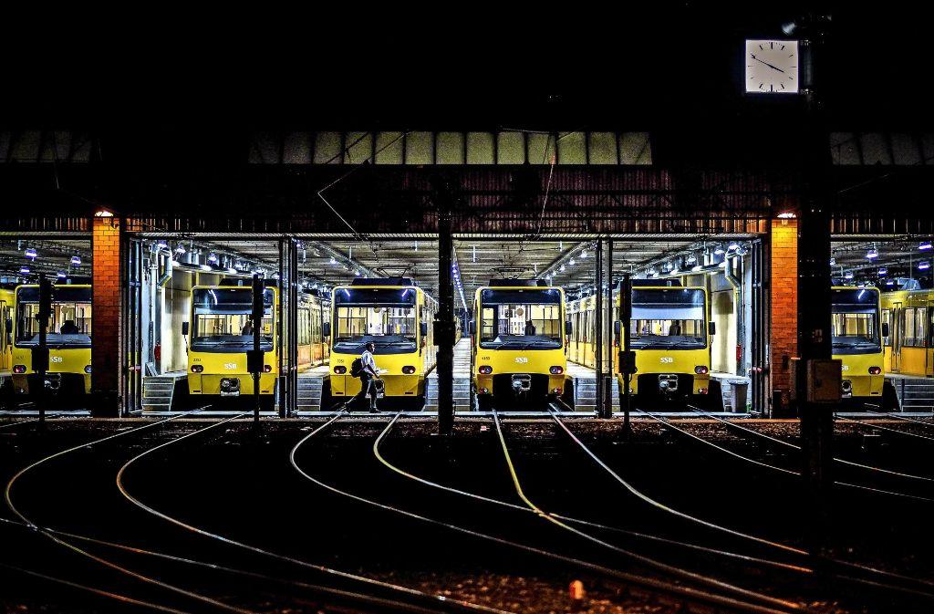 Die Stuttgarter Straßenbahnen können mit einer neuen Förderung des Landes die Sanierung ihrer Stadtbahnen fortsetzen und neue Bahnen beschaffen. Foto: Lichtgut/Leif Piechowski
