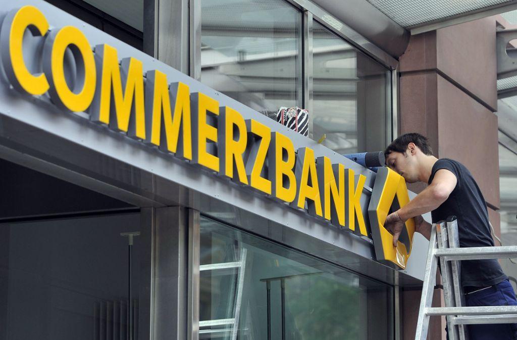 Die Commerzbank will ihren Marktanteil ausbauen. Foto: dpa