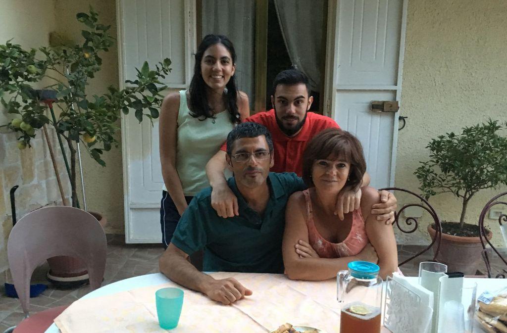 Für Familie Prunella aus Conversano im Süden Italiens ist die Wirtschaftskrise noch lange nicht vorbei. Foto: Siefert