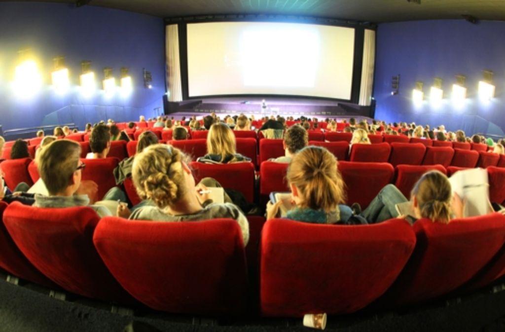 Der Plaza de los Cubos ist ein El-Dorado für Kino-Fans. Foto: dpa