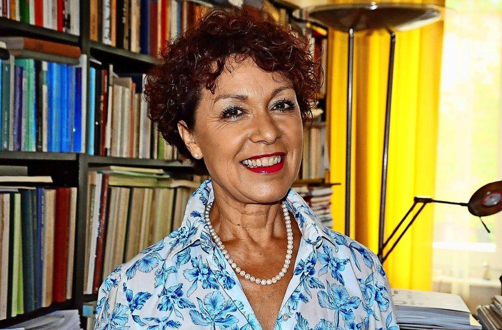 Gudrun Kohlruss ist vielfältig ehrenamtlich engagiert. Foto: Georg Linsenmann