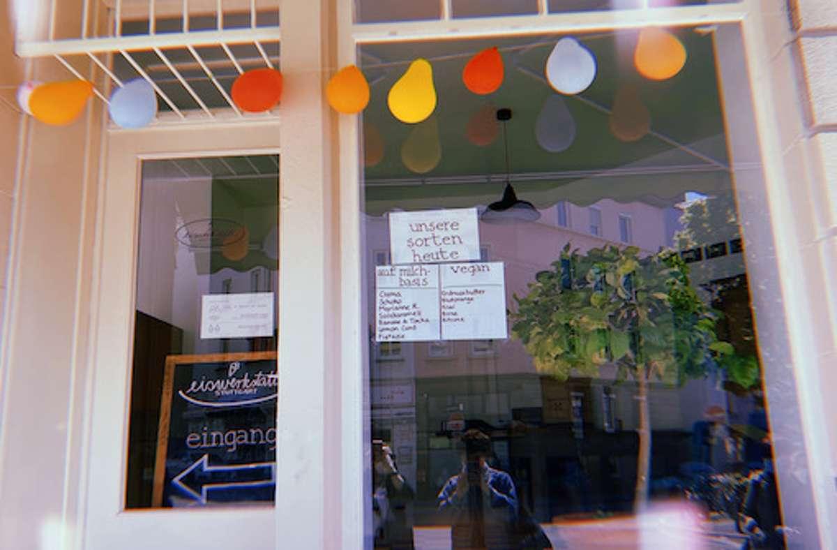 Eiswerkstatt und Co.: Das sind die Neueröffnungen im April. Foto: Laura Müller-Sixer