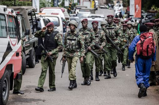 Alle Hotel-Angreifer in Nairobi tot
