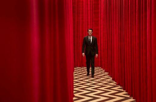 Zurück im David-Lynch-Labyrinth: Kyle MacLachlan als Agent Dale Cooper Foto: Showtime