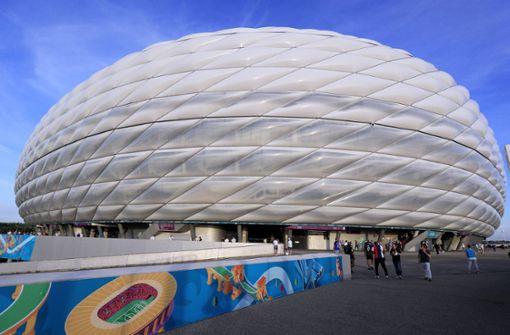 Im Video: Unser EM-Reporter mit Eindrücken aus München