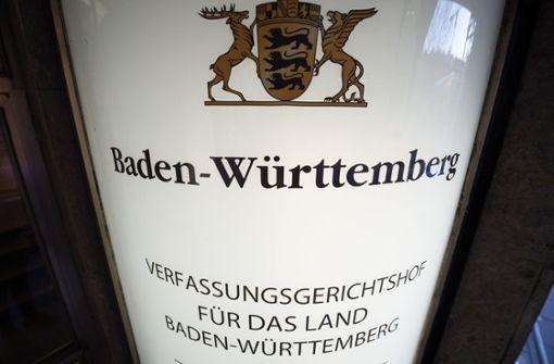 CDU-Obere uneins über hohen Richter
