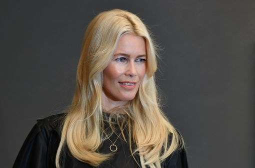 """GQ"": Claudia Schiffer ist ""Woman of the Year"""