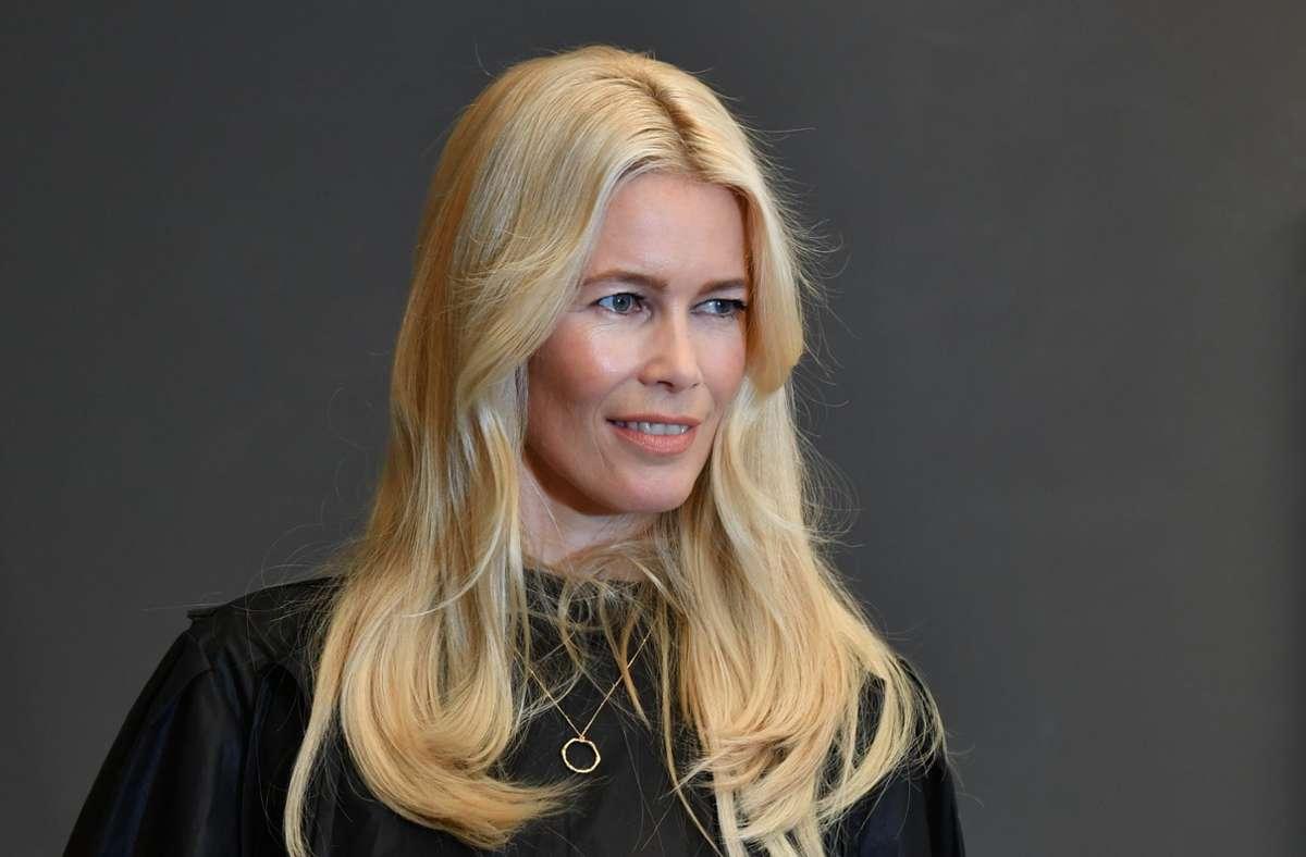 Claudia Schiffer hat Mädchen und Frauen auf der ganzen Welt inspiriert. Foto: picture alliance/dpa/Jens Kalaene