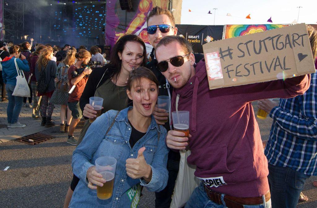 2015 bekamen die Besucher noch ein Stuttgart Festival für ihr Geld. 2016 nicht mehr. Foto: Christian Hass Stuttgart