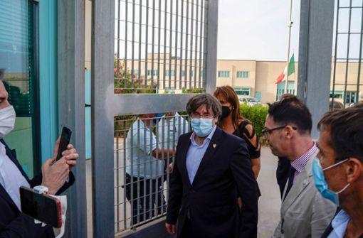 Carles Puigdemont doch ohne Auflagen frei