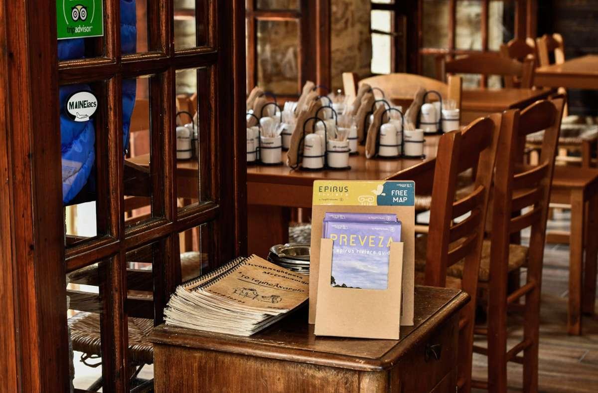 Kein Zutritt für Ungeimpfte Foto: imago images/ANE Edition/Giorgos Efstathiou