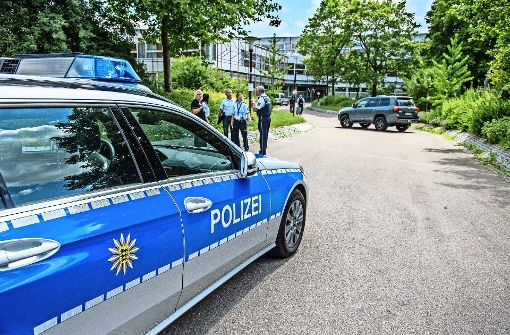 Polizei: Gefahrenlage war gegeben
