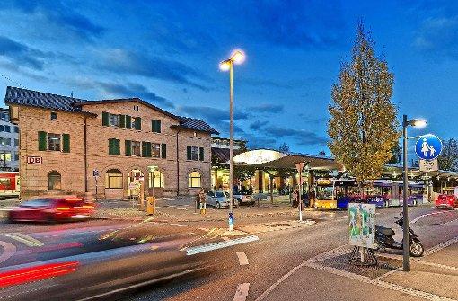 Bahnhof der Zukunft ohne Mobilitätszentrale