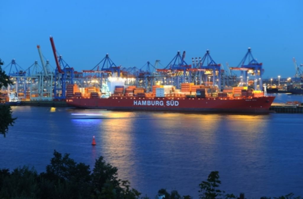 Für die Fracht erhoffen sich die Europäer vom Freihandelsabkommen deutliche Zollsenkungen. Foto: dpa