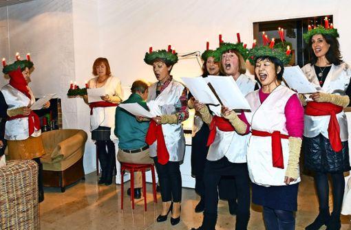 Wie Stuttgarter Opernstars  den Advent feiern