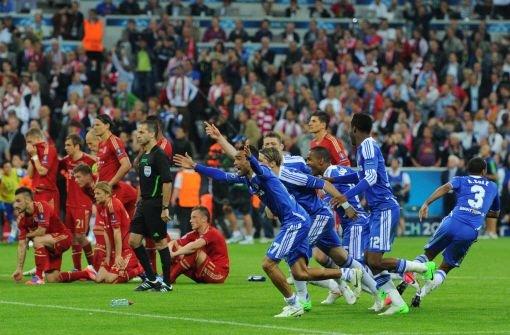 FC Bayern unterliegt Chelsea London im Elfmeterschießen