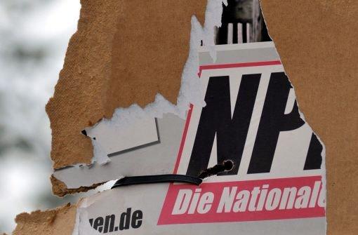 Korb wehrt sich gegen NPD