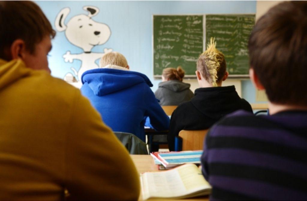 Drei Stuttgarter Einrichtungen wollen Ganztagsschule werden, dürfen aber nicht starten. Das ist im Schulbeirat der Stadt kritisiert worden. Foto: dpa