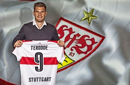 Warum Terodde den VfB der Premier League vorzog