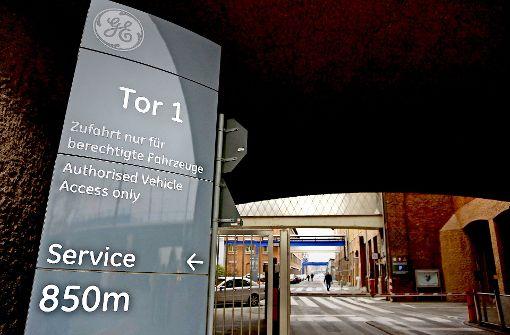 GE-Standort Mannheim steht vor dem Aus