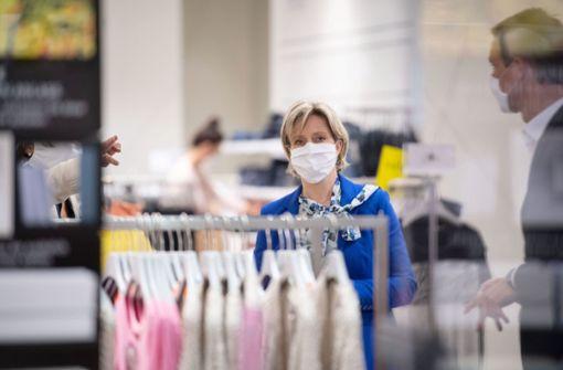 Textilabsatz im Südwesten bricht extrem ein