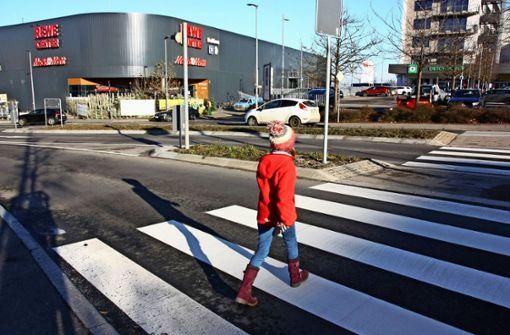 Etwas mehr Sicherheit für Fußgänger